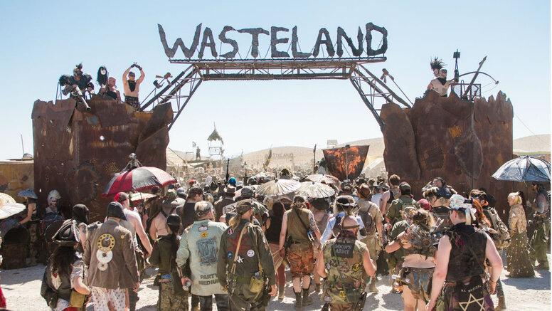 ВКалифорнии прошёл фестиваль поклонников «Безумного Макса»