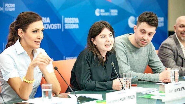 Как снять фильм с солистом Shortparis: интервью с Олесей Яковлевой