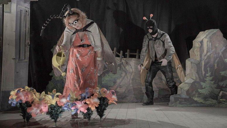 Почему надо смотреть последний фильм классика сюрреалистического кино Яна Шванкмайера