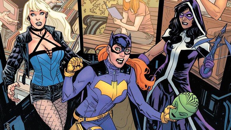 Стартовали съемки фильма «Хищные птицы» по комиксам DC