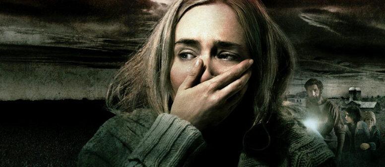 Джон Красински рассказал, как уговорил себя на съемки «Тихого места 2» с Эмили Блант