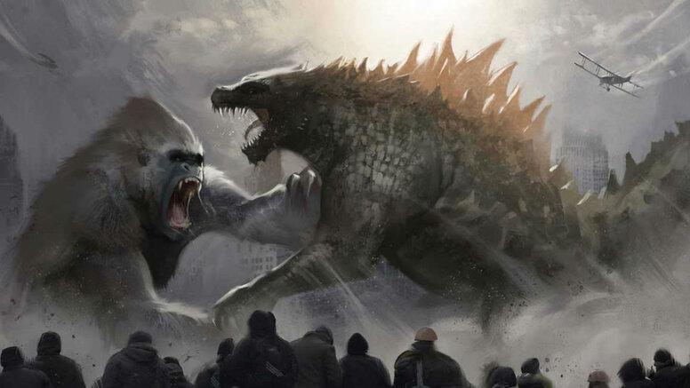 Выход фильма «Годзилла против Конга» могут отложить