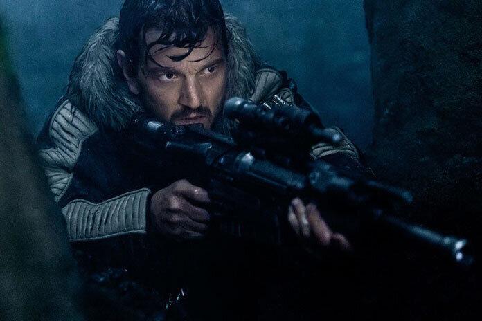 Диего Луна снимется в приквеле фильма «Изгой-один: Звездные войны. Истории»