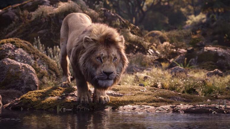 Беги, Симба: Новый трейлер «Короля льва»