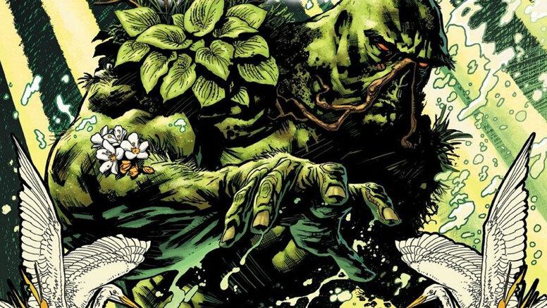 Съёмки сериала «Болотная тварь» прекратили досрочно из-за проблем DCUniverse