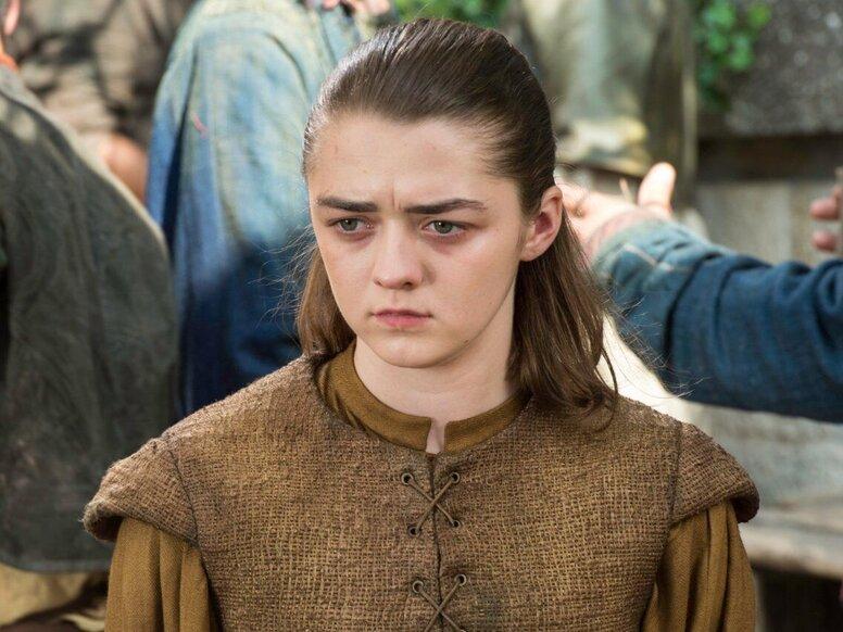 Мэйси Уильямс рассказала, как создатели «Игры престолов» запугивали актеров