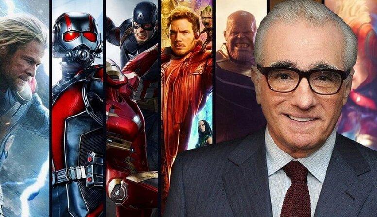 Мартин Скорсезе: «Фильмы Marvel – это не кино»