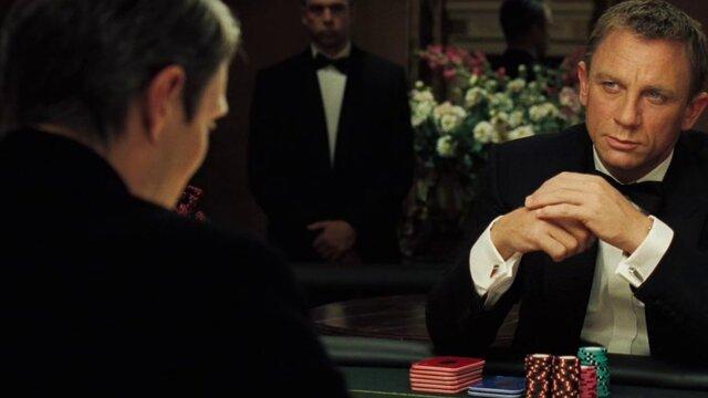 Казино рояль фильм 2006 на ютубе играть в казино азартмания бесплатно