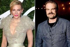 Кейт Бланшетт и Дэвид Харбор появятся в «Симпсонах»