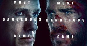 Лиам Хемсворт и Кристоф Вальц на первых постерах сериала «Самая опасная игра» от Quibi