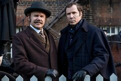Морфинчику не желаете: Трейлер комедии «Холмс и Ватсон»