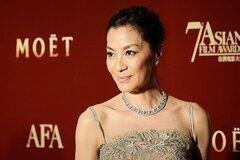 Мишель Йео может сыграть в первом азиатском кинокомиксе Marvel «Шан-Чи и легенда десяти колец»