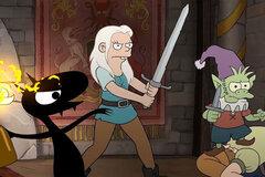 Сериал «Разочарование» от создателей «Симпсонов» продлили на новый сезон