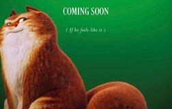 Вышел первый постер к мультфильму «Изумительный Морис и его ученые грызуны» по Терри Пратчетту