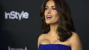 «Джоли рождена стать супергероиней»: Сальма Хайек рассказала о комикс-блокбастере «Вечные»