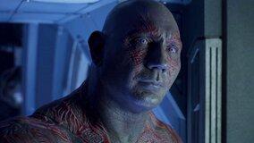 Джеймсу Ганну пришлось сразиться с Marvel, чтобы снять Дэйва Батисту в «Стражах Галактики»