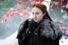 Жизнь после «Игры престолов»: Софи Тернер сыграет выжившую в авиакатастрофе в новом сериале.