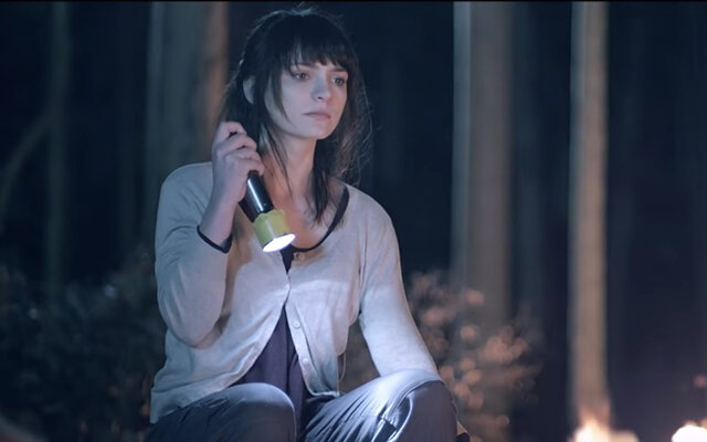 Кадр из фильма «Без меня»