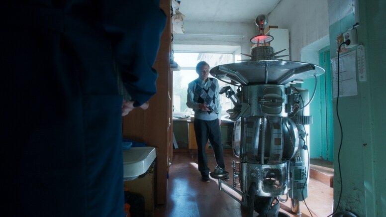 Кадр из фильма «Горы»