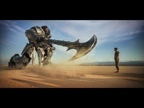 Трансформеры: Последний рыцарь - дублированный финальный трейлер