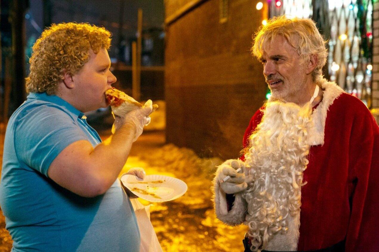 Плохой Санта 2 - дублированный тизер