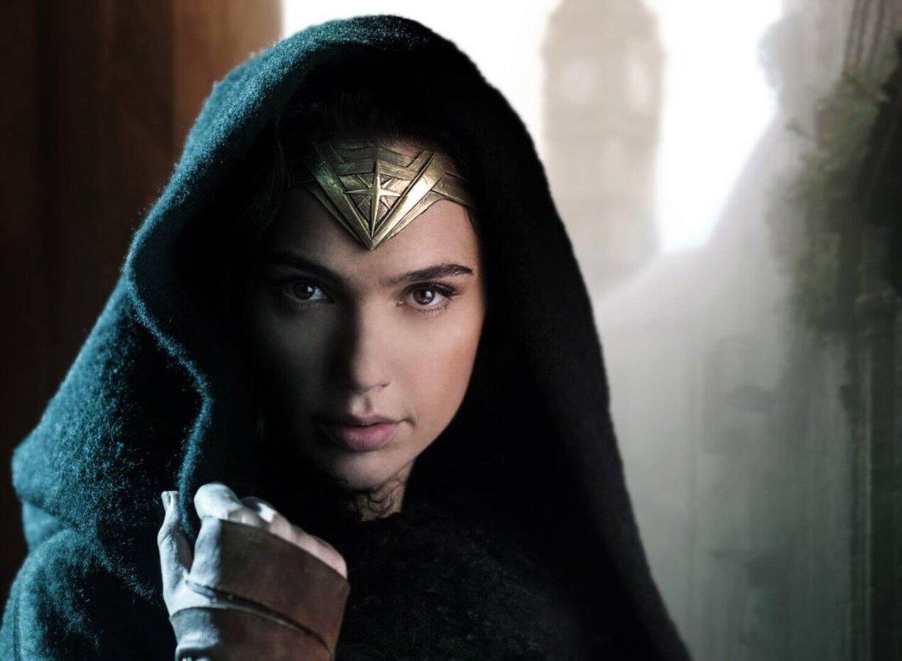 Чудо-женщина - дублированный трейлер