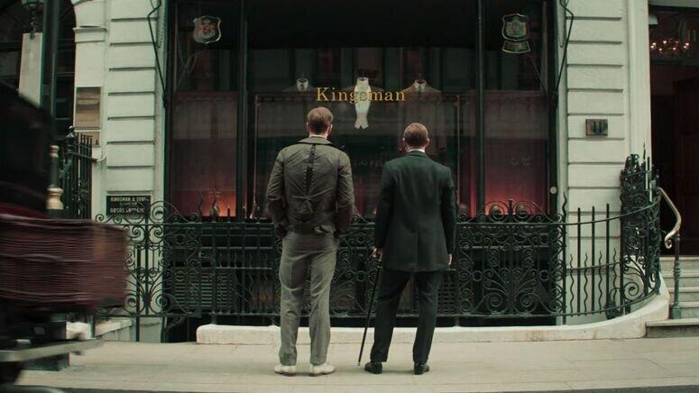 King's man: Начало - дублированный трейлер