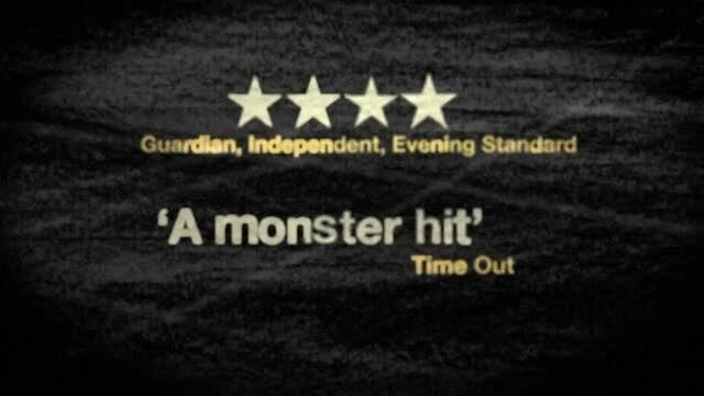 Франкенштейн: Камбербэтч - трейлер 2