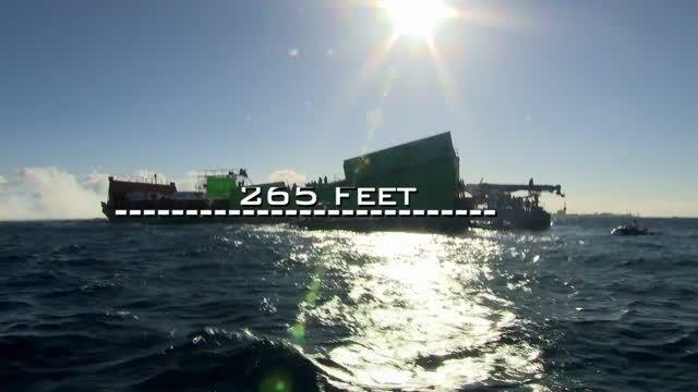 Морской бой - ролик о создании 4