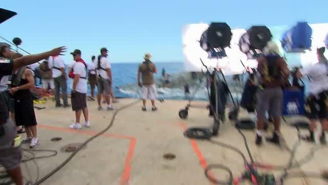 Морской бой - ролик о создании 3