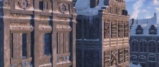 Снежная королева - трейлер 1