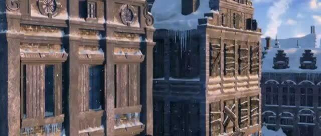 Снежная королева - дублированный трейлер
