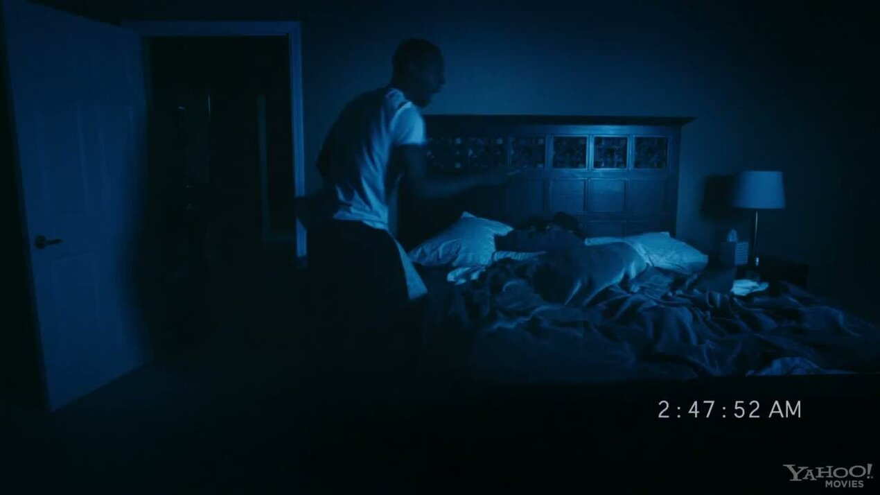 Дом с паранормальными явлениями - трейлер 1