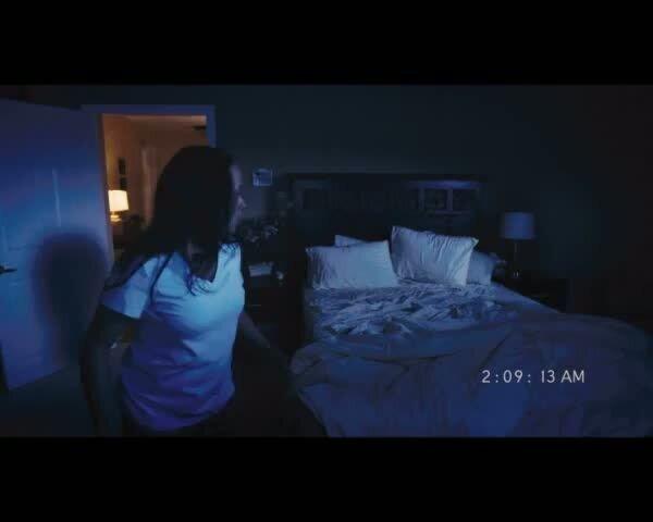 Дом с паранормальными явлениями - дублированный трейлер