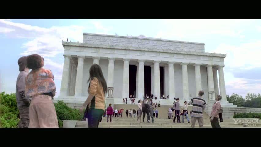 Падение Олимпа - ролик о создании 1