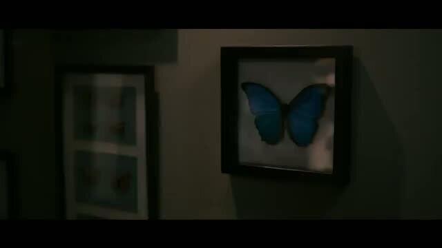 Комната бабочек - трейлер