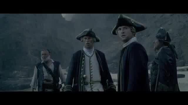 Пираты Карибского моря: На странных берегах - тв-ролик 2