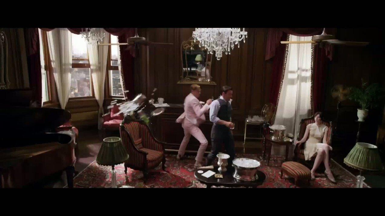 Великий Гэтсби - тв ролик 3