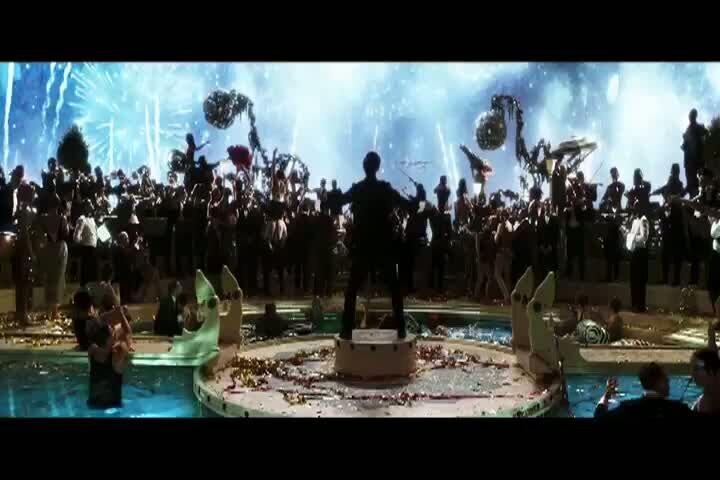 Великий Гэтсби - тв ролик 7