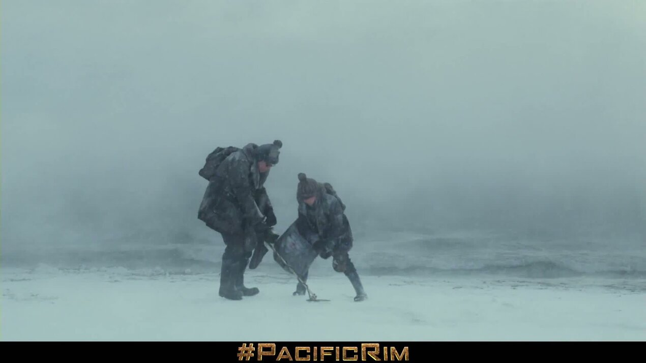 Тихоокеанский рубеж - отрывок 4