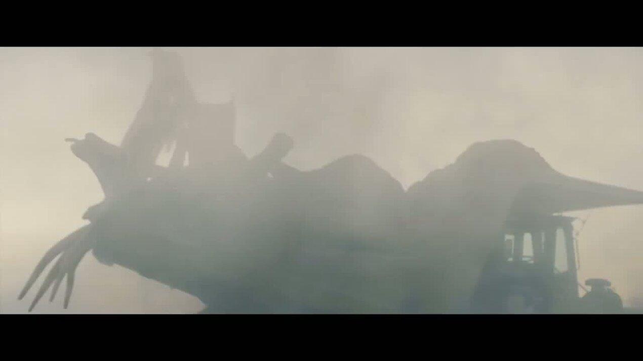 Монстры 2: Темный континент - дублированный тизер