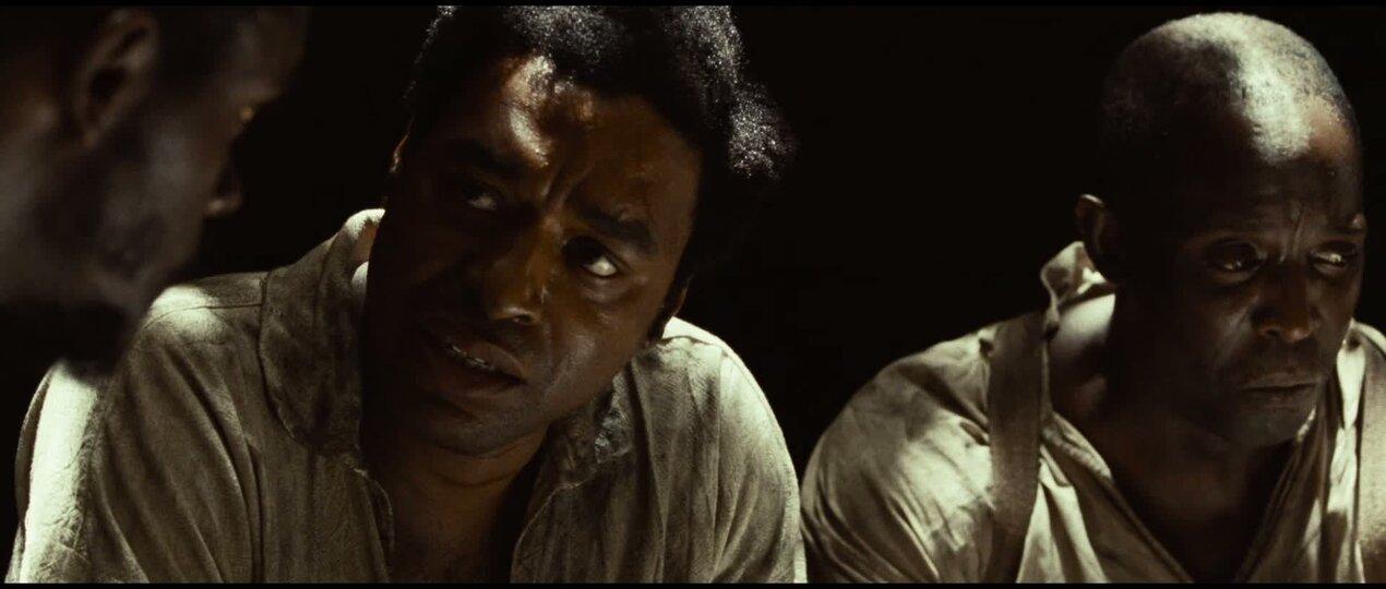 12 лет рабства - отрывок 1