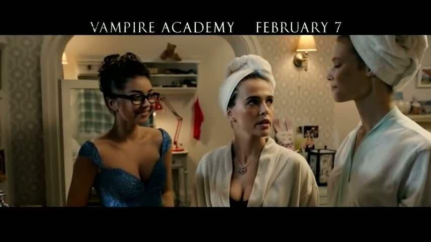 Академия вампиров - тв ролик 1