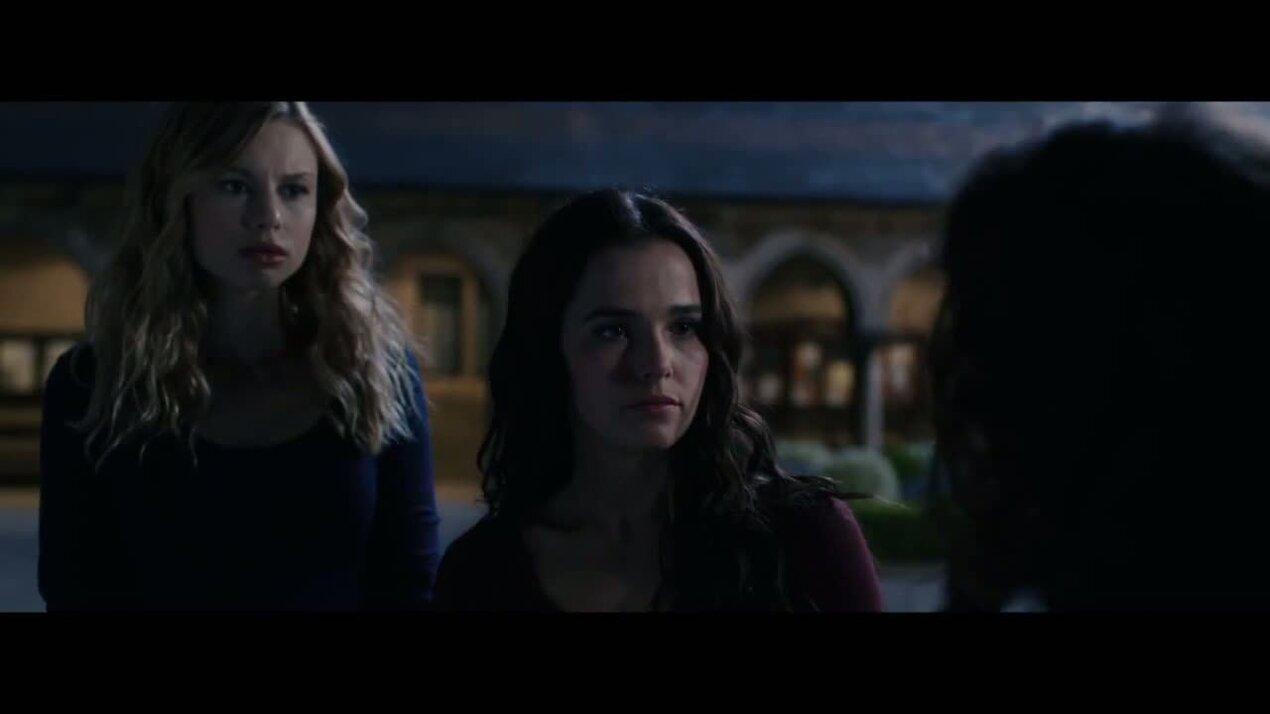 Академия вампиров - отрывок 2