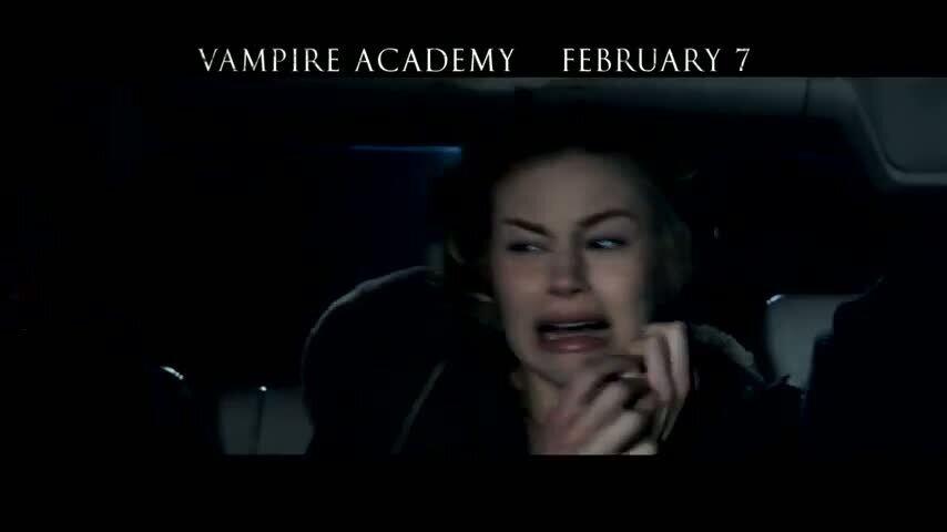 Академия вампиров - тв ролик 6