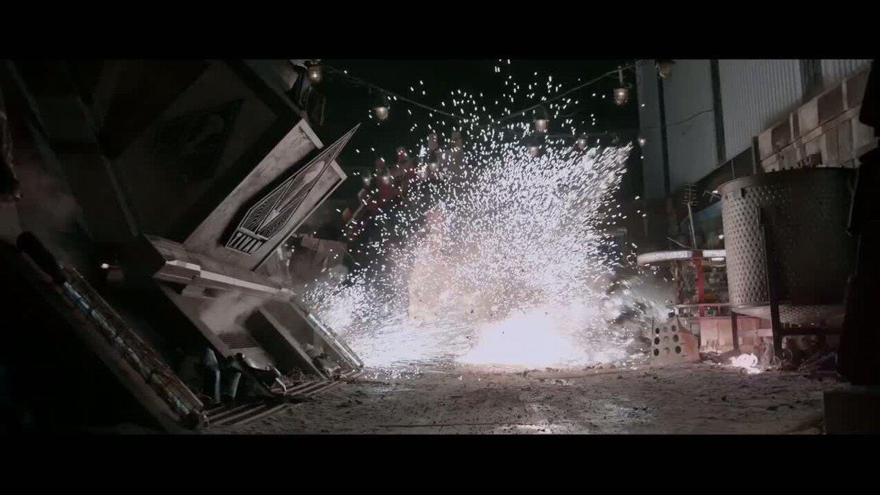 Стражи Галактики - промо-ролик 1: Drax