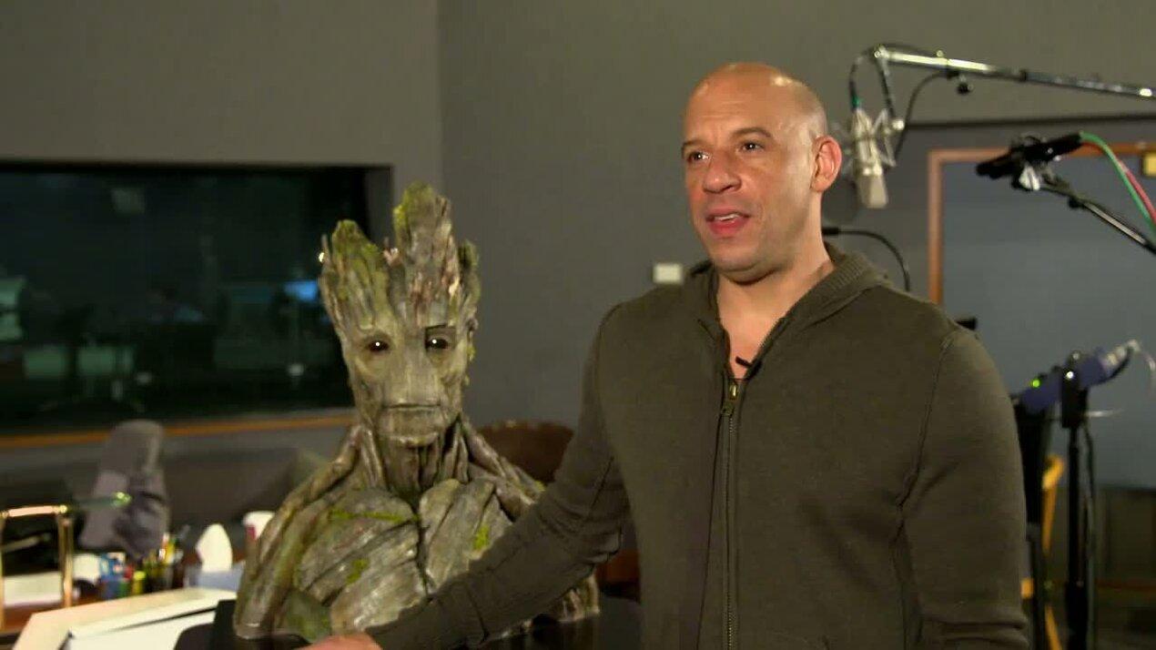 Стражи Галактики - промо-ролик 3: Groot
