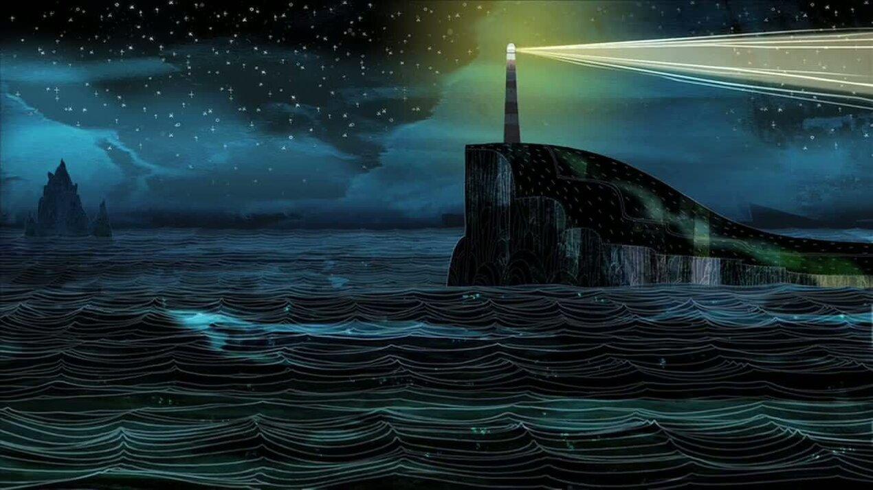 Песнь моря - тизер