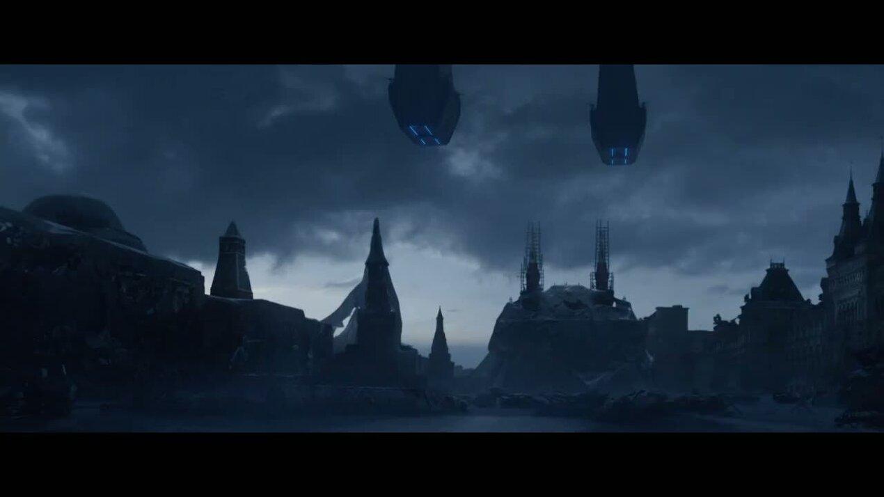 Люди Икс: Дни минувшего будущего - дублированный трейлер 2