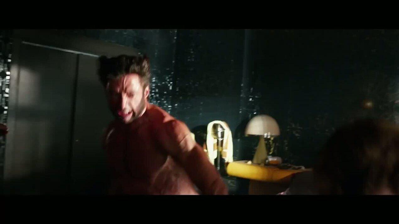 Люди Икс: Дни минувшего будущего - тв ролик 2